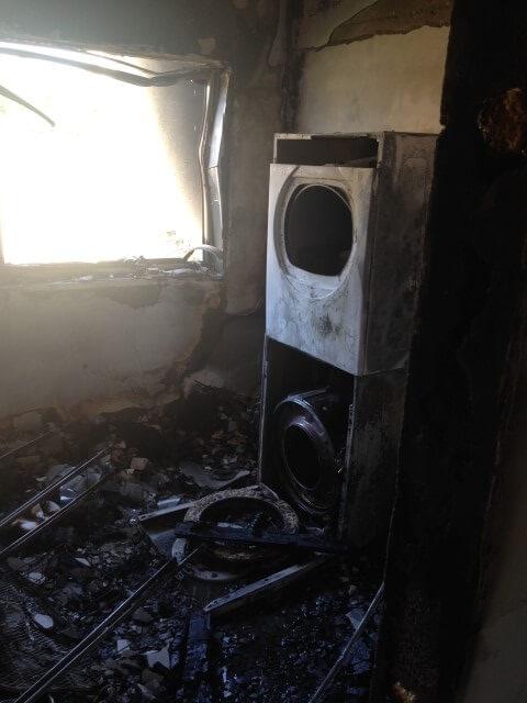 שיקום וילה לאחר שריפה בחד נס