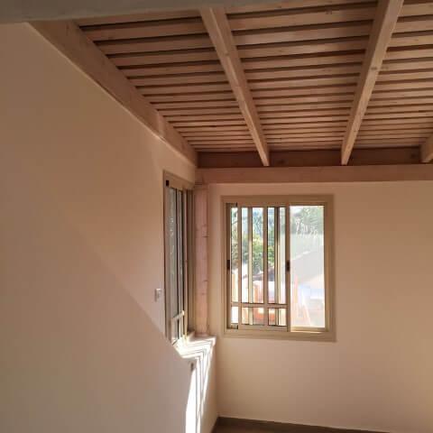 בניית חדר נוסף בבית בעפולה