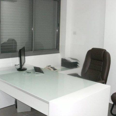 פרויקט בניית משרדים חברת פרסטו